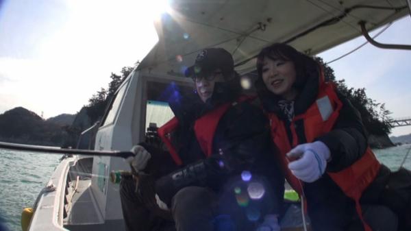 고다혜 리포터, 늦깎이 나이 '섬마을 하숙생' 전영록에 연화도 낚시 과외