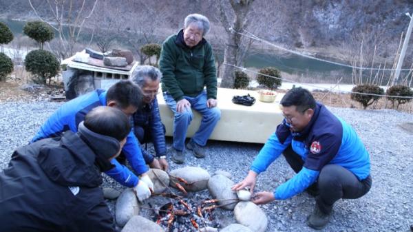 '한국인의 밥상' 굽이굽이 물줄이 따라 삶이 흐르는 겨울 동강이 내어준 귀한 맛