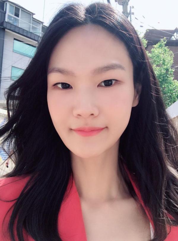 ▲모델 전수민이 개그맨 김경진과의 결혼을 발표했다.(전수민 인스타그램)