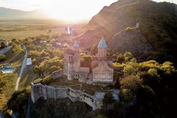 ▲ 그레미 수도원