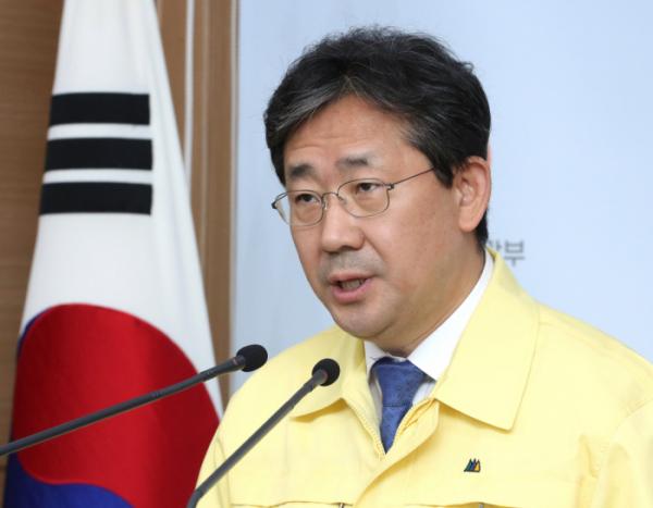 ▲박양우 문화체육관광부 장관. (연합뉴스)