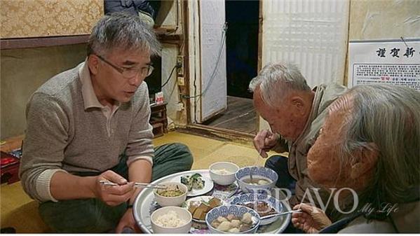 ▲영화 '밥정' 스틸컷(사진 (주)엣나인필름 제공)