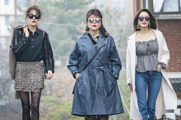 ▲'한번다녀왔습니다' 김소라(왼쪽부터)·이정은·송다은(사진제공=스튜디오드래곤, 본팩토리)