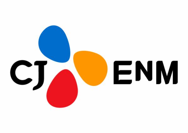 ▲CJ ENM 로고