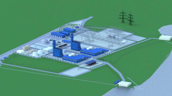 ▲포스코건설은 13일 말레이시아 풀라우인다 가스 복합화력 발전소 건설 사업을 수주했다고 19일 밝혔다. 사진은 발전소 조감도. (자료 제공=포스코건설)