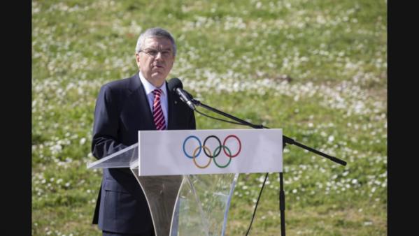▲토마스 바흐 국제올림픽위원회(IOC) 위원장(사진=2020도쿄올림픽 공식 홈페이지)