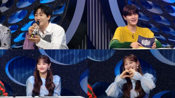 ▲'오나의파트너' 은혁, 이대휘, 츄(사진제공=MBC)