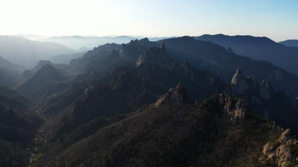 ▲'영상앨범 산' 설악산 (사진제공=KBS 1TV)