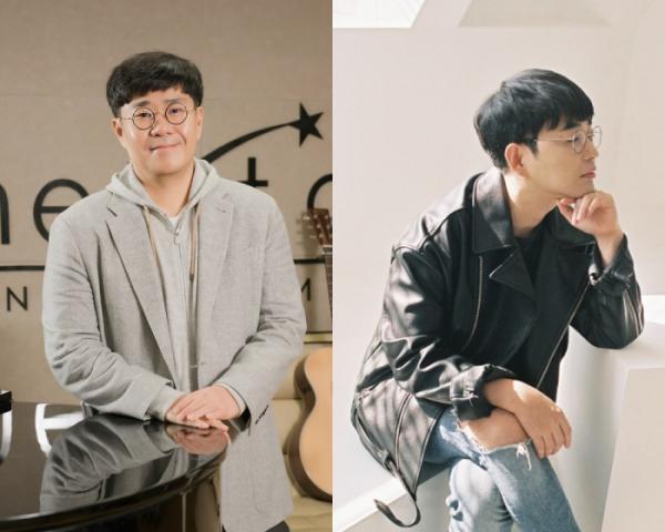 ▲조영수, 안영민(사진제공=넥스타엔터테인먼트 제공)