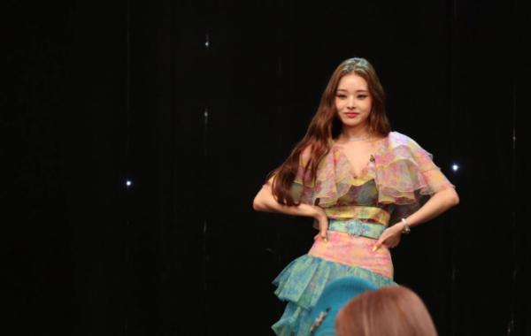 ▲'비디오스타'에 출연한 유튜버 송지아(사진제공=MBC에브리원)