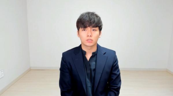▲유튜버 송대익 조작 방송 인정(사진=송대익 유튜브 영상 캡처)