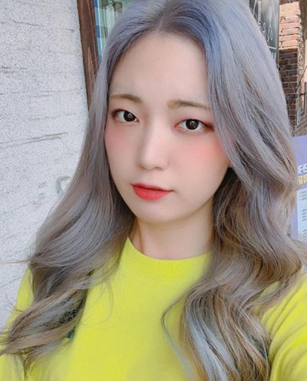 ▲AOA 전 멤버 유경 인스타그램