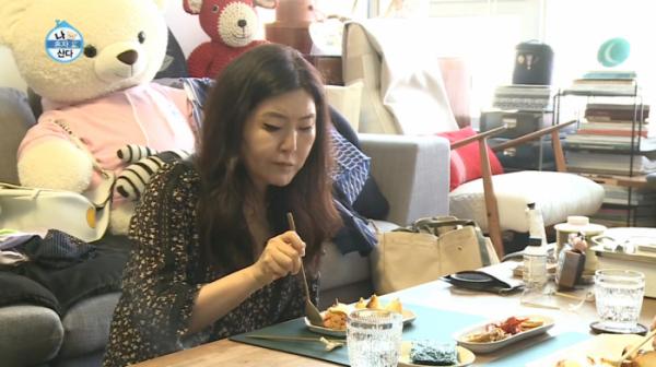 ▲한혜연 아파트(사진=MBC '나혼자산다' 방송화면 캡처)