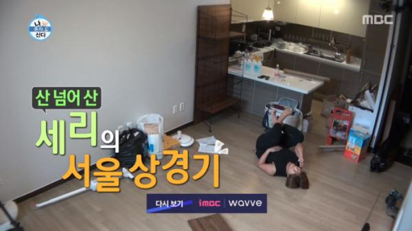 ▲박세리 서울 집(사진=MBC '나혼자산다' 방송화면 캡처)