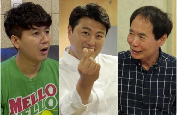 ▲'살림남2' 김호중, 김승현 부자(사진제공=KBS2)