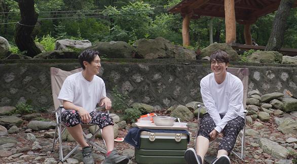 ▲'온앤오프' 성시경X김동완(사진제공=tvN)
