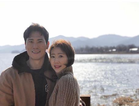 ▲김재우, 조유리(사진=김재우 인스타그램)