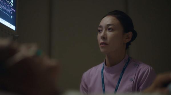 ▲'사이코지만 괜찮아' 수간호사 장영남(사진제공=tvN)