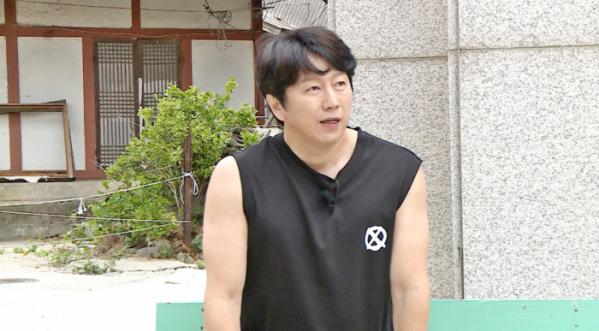 ▲텔레그나 김수로(사진제공=SBS)