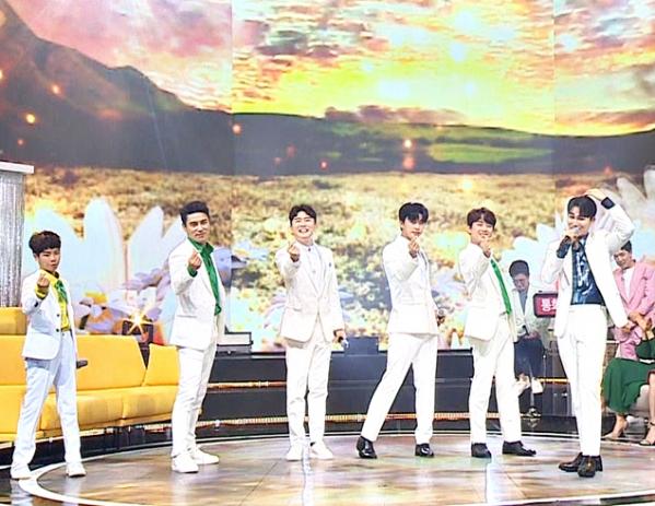 ▲'사랑의 콜센타' TOP6(사진제공 = TV CHOSUN)