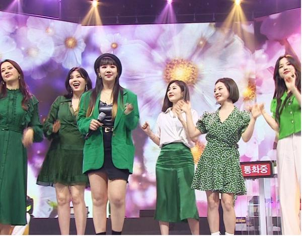 ▲'사랑의 콜센타' 여신6(사진제공 = TV CHOSUN)