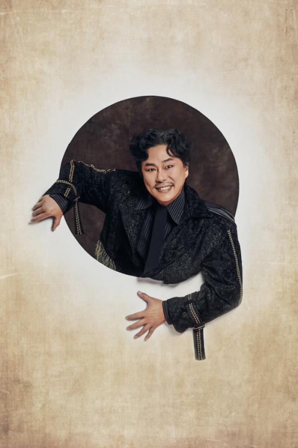 ▲배우 김법래(엠씨어터 제공)