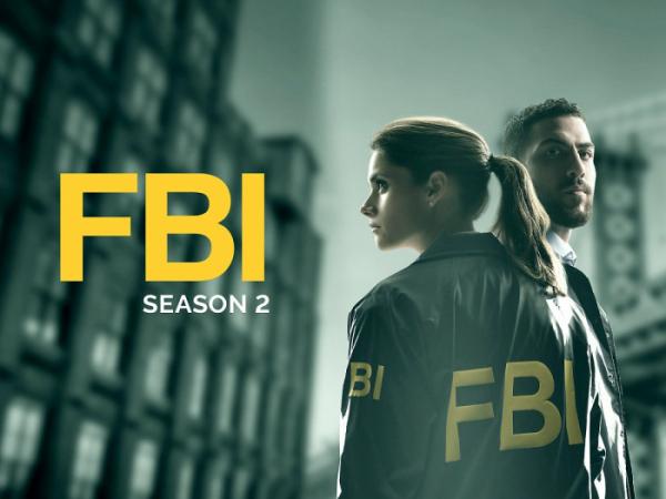 ▲미드 'FBI 시즌2'(사진제공=웨이브)