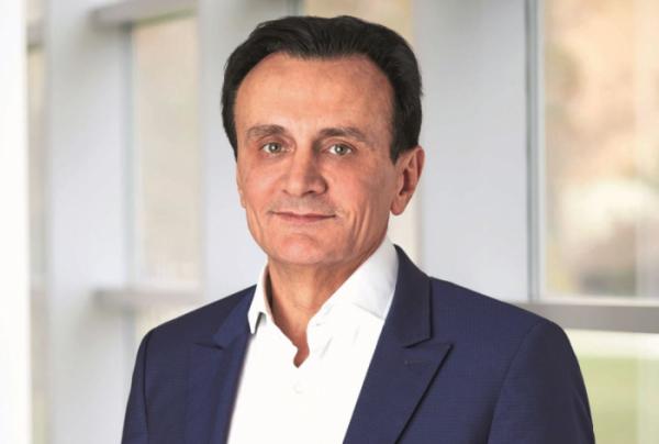 ▲파스칼 소리오(Pascal Soriot) 아스트라제네카 대표, 회사 자료