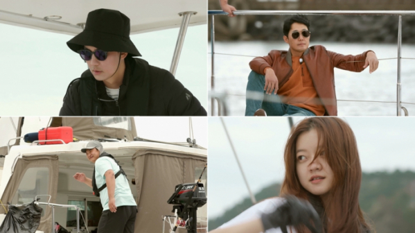 ▲'바닷길 선발대'(사진제공=tvN)