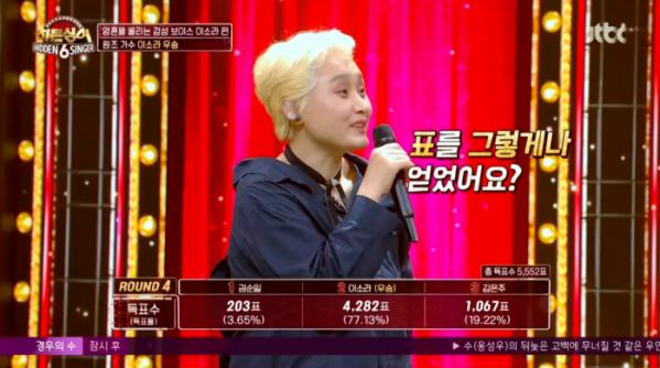 ▲'히든싱어6' 가수 이소라(사진제공=JTBC)