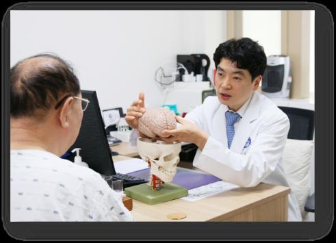 ▲분당차병원 신경과 김옥준 교수(분당차병원 제공)