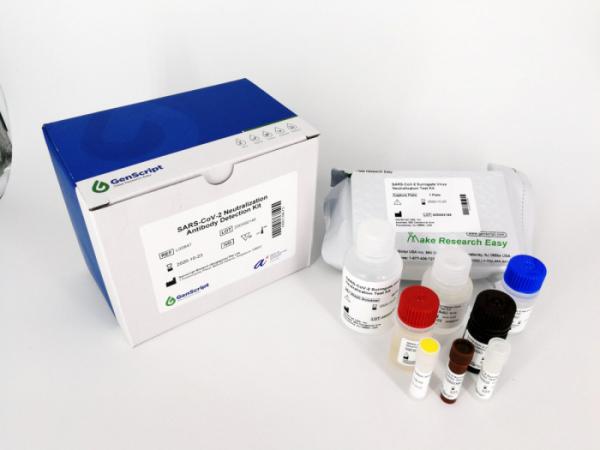 ▲cPass™ SARS-CoV-2 Neutralization Antibody kit