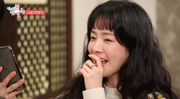 ▲'전참시' 한지민(사진제공=MBC)