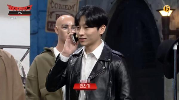 ▲민찬기(사진=tvN '코미디빅리그' 방송화면 캡처)
