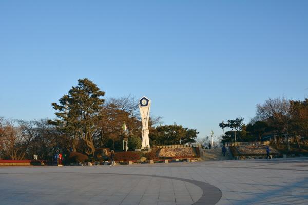 ▲자유공원(최치현 여행작가)