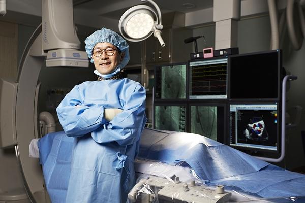 ▲가톨릭대 인천성모병원심장혈관내과 전두수 교수
