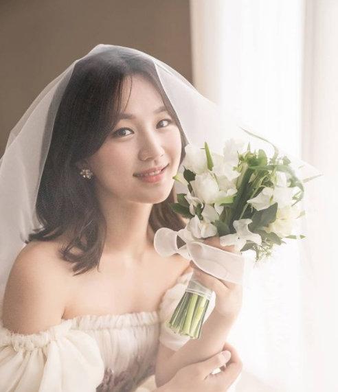 ▲박승희 웨딩화보(사진제공=어썸프로젝트컴퍼니)
