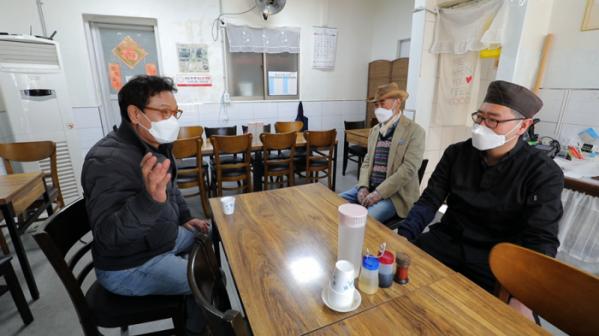 ▲'김영철의 동네 한 바퀴' 거제 중국집(사진제공=KBS 1TV)