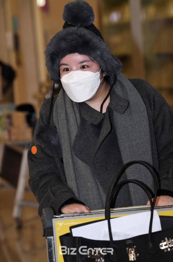 ▲강제 추방됐던 방송인 에이미가 5년 만에 한국에 돌아왔다. (비즈엔터DB)