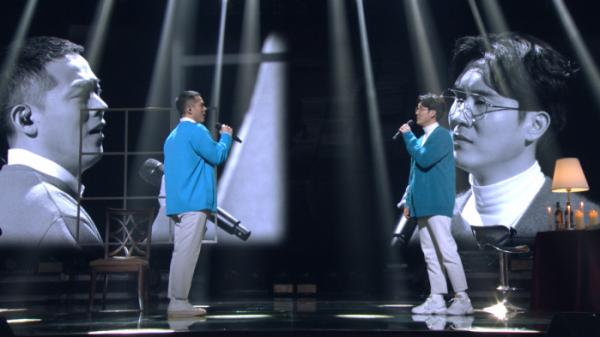 ▲'불후의 명곡' 신유&김용진(사진제공=KBS2)