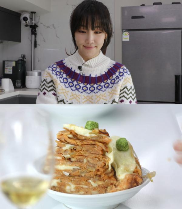 ▲'편스토랑' 이유리(사진제공=KBS 2TV)