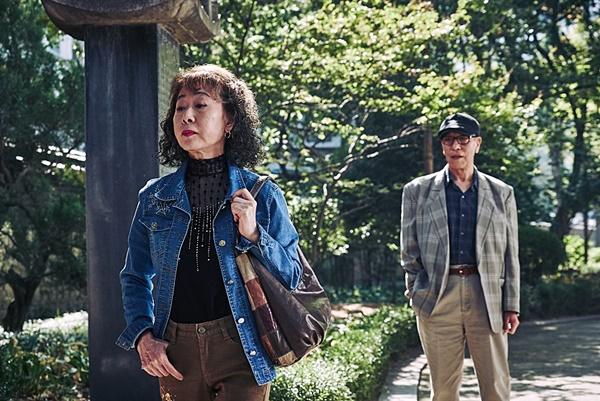 ▲영화 '죽여주는 여자' 스틸컷(CGV 아트하우스)