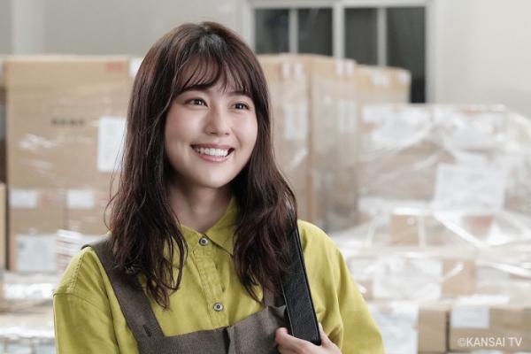 ▲'누나의 연인' 스틸컷(사진제공=KANSAI TV)