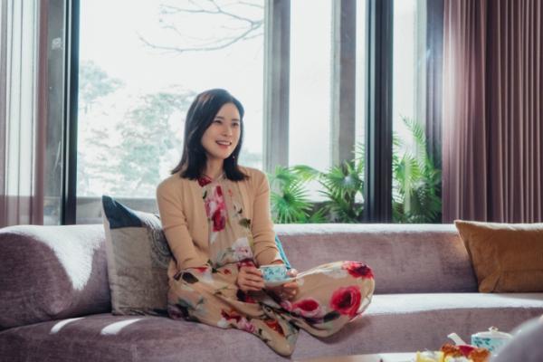 ▲'마인' 이보영(사진제공=tvN)