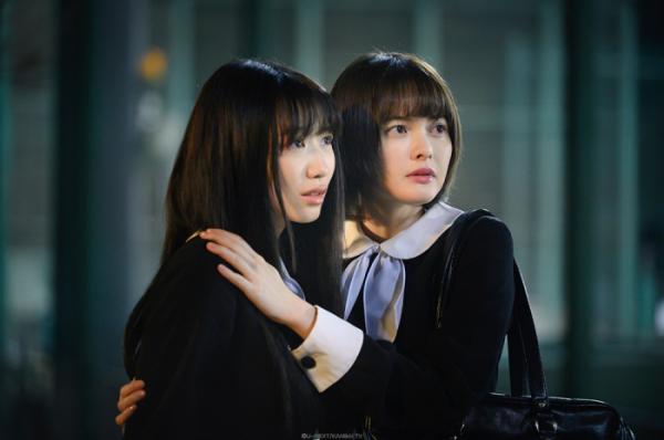 ▲드라마 '그리고, 유리코는 혼자가 되었다' 스틸컷(사진제공=U-NEXT/KANSAI TV)