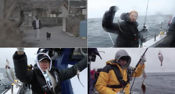 ▲'어쩌다사장' 남주혁 박병은 조인성(사진=tvN 방송화면 캡처)