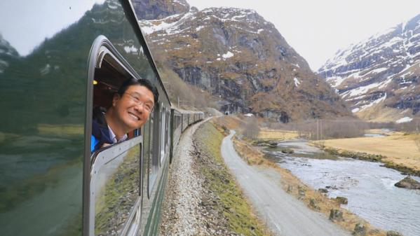 ▲'세계테마기행' 노르웨이(사진제공=EBS1)