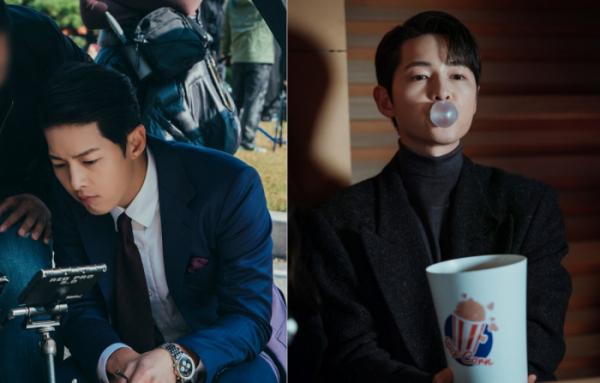 ▲'빈센조' 송중기(사진제공=tvN)