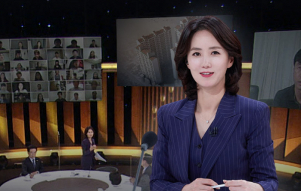 ▲'생방송 심야토론'(사진제공=KBS 2TV)