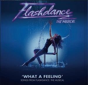 ▲아이린 카라의 Flashdance What a Feeling 앨범 커버(지니뮤직)